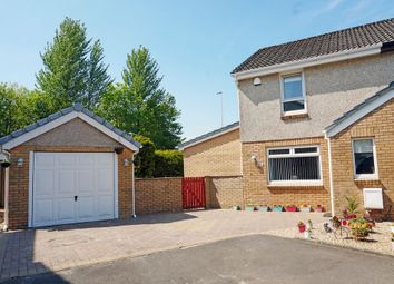 Thumbnail 3 bed semi-detached house for sale in Dee Place, Gardenhall, East Kilbride