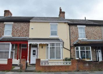 Thumbnail 3 bed terraced house for sale in Grange Road, Thornaby, Stockton-On-Tees