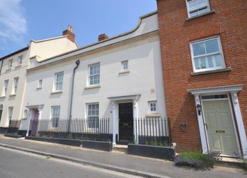 Thumbnail 3 bed terraced house for sale in Westcott Street, Poundbury, Dorchester