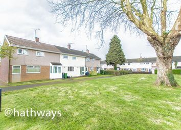 Thumbnail 2 bedroom terraced house for sale in Cardigan Close, Croesyceiliog, Cwmbran