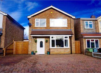 Thumbnail 3 bed detached house for sale in Chatsworth Road, Stamford