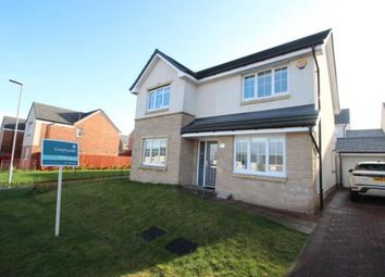 Thumbnail 4 bed detached house for sale in Glenmill Way, Glenmill Estate, Glasgow