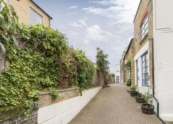 Thumbnail 4 bed mews house to rent in Chatham Road, London