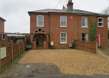 Thumbnail 5 bed semi-detached house for sale in Richmond Cottages, Marchwood, Southampton