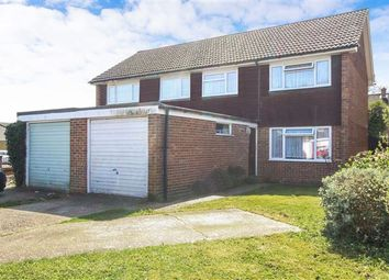 Thumbnail 3 bed semi-detached house to rent in Yarmouth, Furnace Green, Crawley