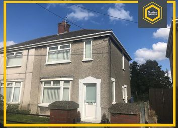 Thumbnail 3 bed semi-detached house for sale in Woodbrook Terrace, Burry Port
