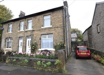 Thumbnail 3 bed semi-detached house for sale in Dale Road, Dove Holes, Buxton