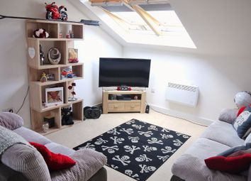Thumbnail 1 bed flat for sale in Evening Star Lane, Swindon