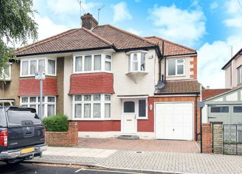 Thumbnail 4 bed semi-detached house to rent in Sherrick Green Road, London