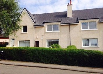 Thumbnail 3 bed flat to rent in Hagg Road, Johnstone, Renfrewshire