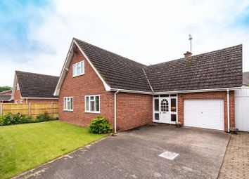 Thumbnail 3 bed detached house for sale in Hillary Drive, Hereford