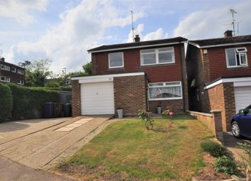 Thumbnail 3 bed detached house to rent in Foster Drive, Hitchin