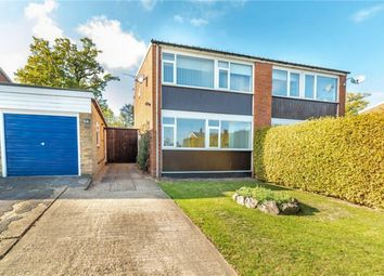 Thumbnail 3 bed semi-detached house for sale in Heron Way, Hatfield, Hertfordshire
