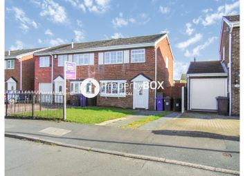 Thumbnail 3 bed semi-detached house for sale in New Rossington, Doncaster