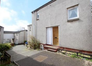 Thumbnail 2 bedroom end terrace house for sale in Culvain Place, Falkirk