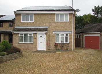 Thumbnail 4 bed detached house for sale in Squires Gate, Gunthorpe