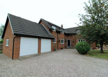 Thumbnail 4 bed detached house for sale in Smelthouse Lane, Pant, Oswestry