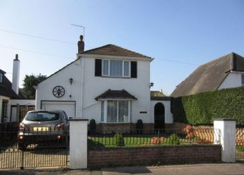 Thumbnail 3 bed detached house for sale in Craigmoor Avenue, Bournemouth