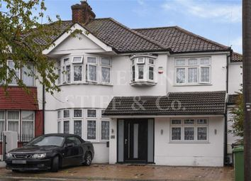 Thumbnail 4 bed semi-detached house for sale in Park Avenue North, Dollis Hill, London
