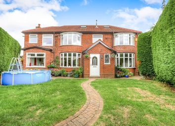 Thumbnail 7 bed detached house for sale in Denholm Road, Didsbury, Manchester