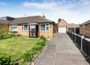 Thumbnail 2 bed bungalow for sale in Prince Albert Drive, Glenfield, Leicester