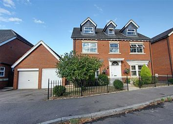 Thumbnail 5 bed detached house to rent in Tamarisk Way, Weston Turville, Aylesbury