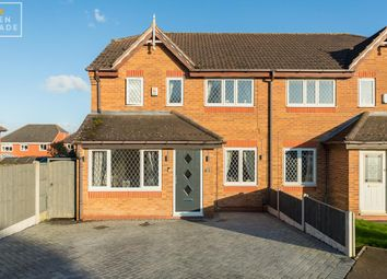 Thumbnail 3 bed property for sale in Dunnock Close, Bottesford, Scunthorpe