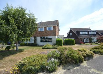 Thumbnail 3 bed semi-detached house for sale in Aintree Road, Parklands, Northampton