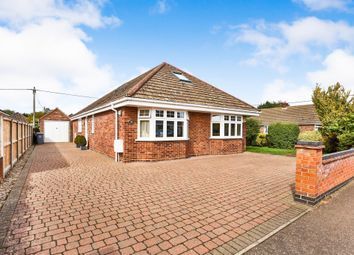 Thumbnail 4 bed bungalow for sale in Breck Farm Close, Taverham, Norwich