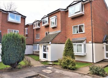 Thumbnail 2 bedroom flat for sale in Harkness Close, Romford