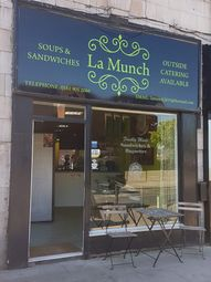 Thumbnail Restaurant/cafe for sale in Ashton Lane, Sale