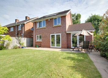 Thumbnail 3 bed detached house to rent in Lyndhurst Way, Chertsey, Surrey