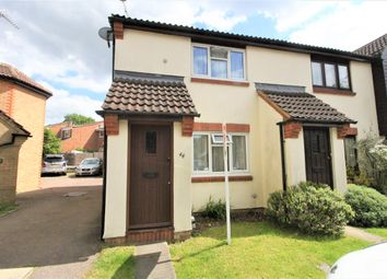 Thumbnail 2 bedroom semi-detached house to rent in Nash Close, North Mymms, Hatfield