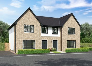 """Thumbnail 4 bedroom detached house for sale in """"Dewsbury"""" at Covenanter Way, Alford"""