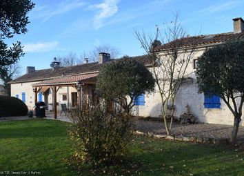 Thumbnail 4 bed property for sale in Ruffec, Poitou-Charentes, 16700, France