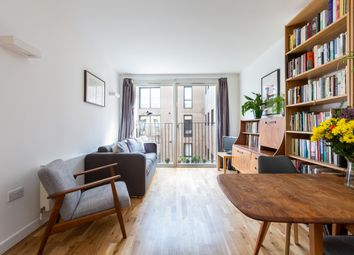 Thumbnail 1 bedroom flat for sale in Marcon Place, London