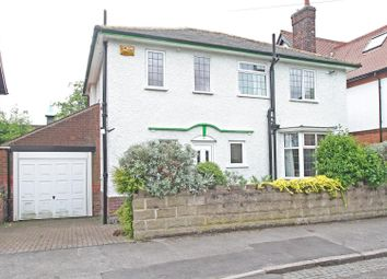 Thumbnail 4 bed detached house to rent in St. Judes Avenue, Mapperley, Nottingham