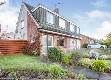 Thumbnail 3 bed semi-detached house for sale in Lawmill Gardens, St. Andrews
