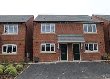 Thumbnail 2 bed semi-detached house to rent in Scott Close, Coalville