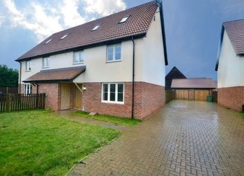 Thumbnail 3 bed property to rent in Burlingham Road, Norwich