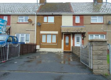 Thumbnail 2 bed terraced house for sale in Heol Daniel, Llanelli