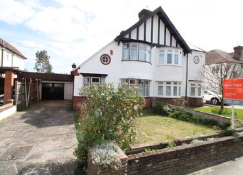 Thumbnail 3 bed semi-detached house to rent in Woodhurst Avenue, Petts Wood, Orpington