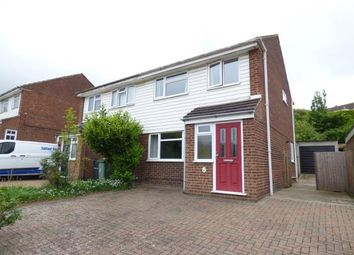 Thumbnail 3 bed semi-detached house for sale in Saltwood Road, Maidstone, Kent