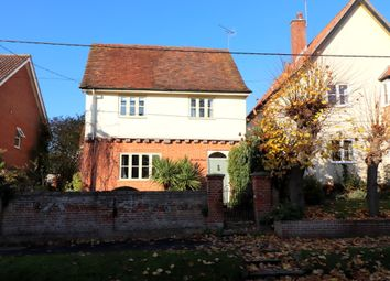 Thumbnail 4 bed detached house for sale in Chapel Street, Bildeston, Ipswich, Suffolk