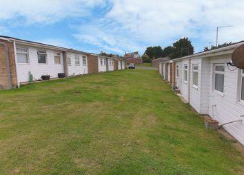 Thumbnail Property for sale in Alandale Chalet Park, Kessingland, Lowestoft, Suffolk