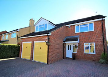 Thumbnail 5 bed detached house for sale in Stratford Way, Marston Moretaine, Bedford
