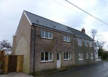 3 bed semi-detached house for sale in Glen View, Church Lane, Robeston Wathen, Narberth SA67
