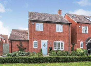 Thumbnail 4 bed detached house for sale in Norman Edwards Close, Nether Whitacre, Coleshill, Birmingham