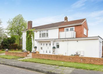 Thumbnail 5 bed detached house to rent in Pine Wood, Sunbury-On-Thames