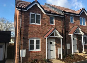 Thumbnail 3 bed semi-detached house to rent in Cwrt Bevan, Merthyr Tydfil
